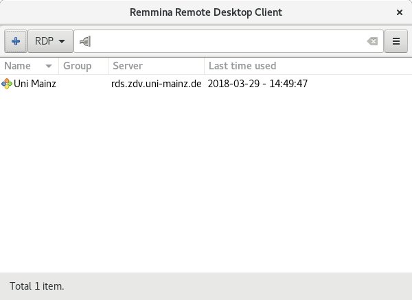 Remote Desktop – Working from an Off-Campus Workplace | Welcome to