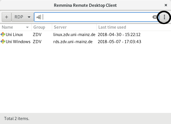 Using Remote Desktop Servers with Unix/Linux | Welcome to the Data